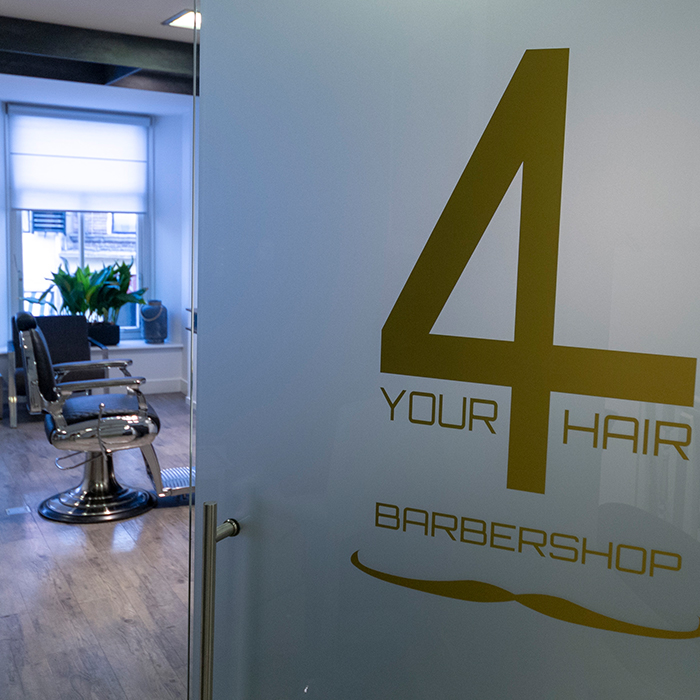 welkom barbershop 4 Your Hair Zutphen