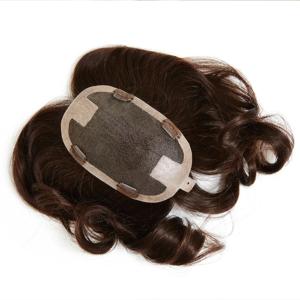top haarstukje met klemmetjes
