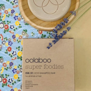 Oolaboo eco shampoo bar bij 4 Your Hair Zutphen