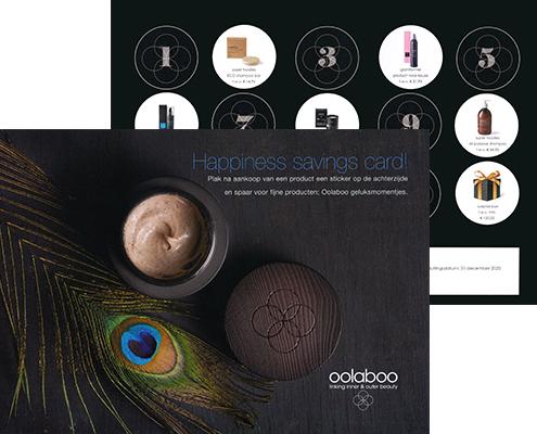 Oolaboo spaarkaart bij 4 yourhairzutphen