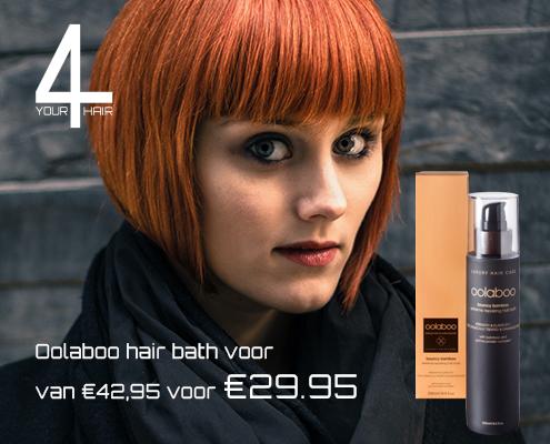 oolaboo hair bath nu voordelig bij 4 your hair zutphen