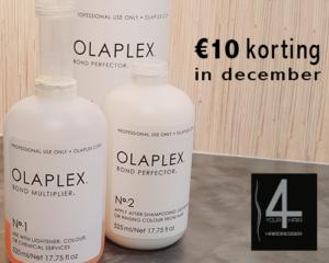 korting op Olaplex 4 Your hair zutphen